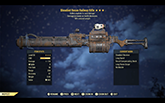 Bloodied [Explode+90% RW] Railway Rifle